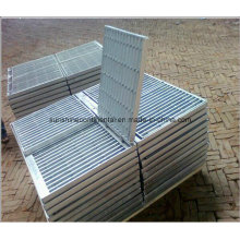 Hot Dipped Galvanized Sidewalk Drain Grate Cover