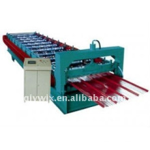 Botou Pre-painted Color Steel Roof Sheet Roll Forming Machine for Africa