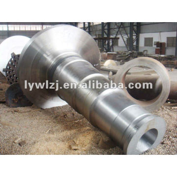 3.6MW generator shaft