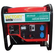 Бензиновый двухцилиндровый бензиновый двигатель 10кВА для домашнего использования с сертификацией CE / Soncap / Ciq