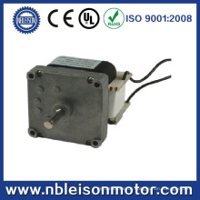 Shade Pole Gear Motor for BBQ Grill