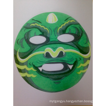 nonwoven fabric facial mask sheets very popular animal mask