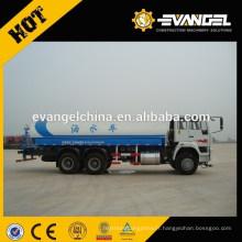 Camion de réservoir d'eau de 6x4 howo 20m3 avec le prix