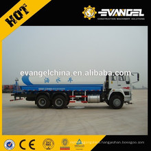 6x4 howo 20m3 water tank truck with price