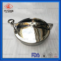 Round and ellipse Sanitary tank manhole cover