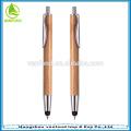 2015 Bambus Eco billige Werbegeschenk Touchscreen Stifte