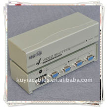 4 PORT 250MHZ VGA SPLITTER