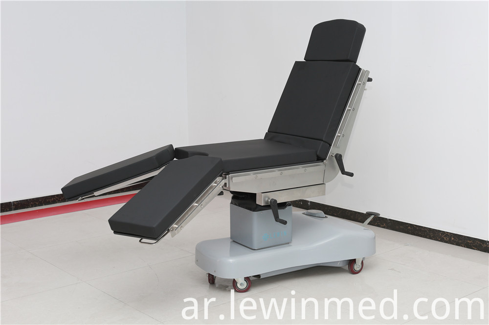 manual hydraulic operating table (5)