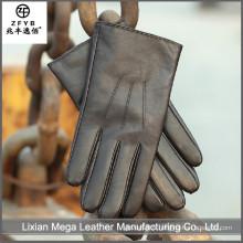 Chine fournisseur de haute qualité des gants en cuir avec vis serré