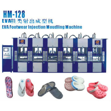 Semelle de chaussure EVA faisant la machine avec certificat CE