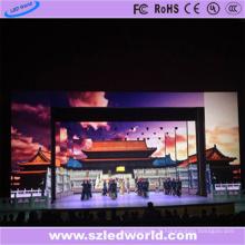 Panneau fixe P6 de publicité d'affichage à LED D'intérieur pour la représentation d'étape