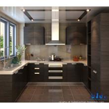 Painel de partículas de papelão de MDF de melamina Gabinete de cozinha