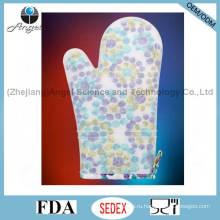 Силиконовые перчатки для барбекю с теплоизоляцией для приготовления гриля, выпечки и варки Sg24