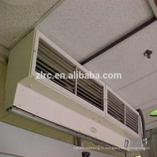 Unité de bobine de ventilateur cachée horizontale de plafond