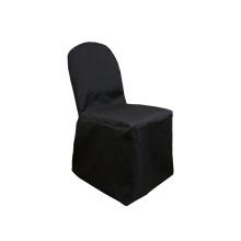 Poliéster banquete cetim cadeira cobrir