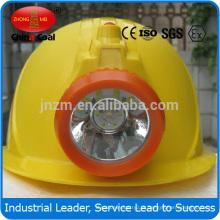 LM-N Mineração Capacete De Segurança Com Lâmpada