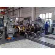 Electric Cnc Precision Hydraulic Wheel Press Equipment 3-30mm/s