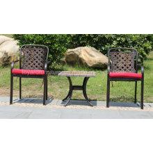 Móveis de alumínio fundido Outdoor Garden Leisure Armrest Chair (SZ218; CZ084)