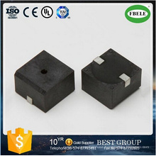Hot Sale 18mm 10V Square SMD Piezo Buzzer Magnetic Buzzer