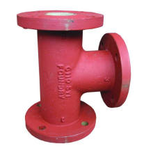 AWWA C110 Ductile Iron Flanged Fittings for Pipeline Connection