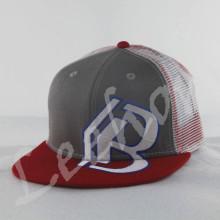 Оптовая Plain Snapback Бейсбольная кепка сетки