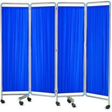 Hospital Ward Folding Screen (4 fold)