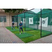 Nylon Backyard Golf Practice Net For Protection