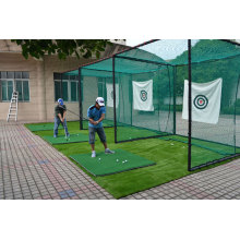 Nylon Backyard Golf Practice Net For Protection