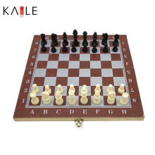 3 in 1 Wooden Chess Game Set Manufacturer