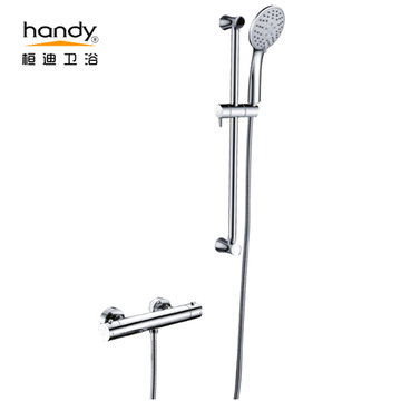Thermostatic Shower Mixer Dengan Slide Rail Kit