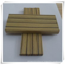 madera laminada en cruz