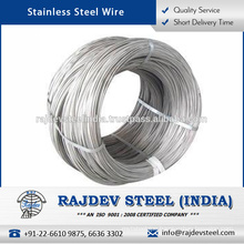 2017 Hot Selling Stainless Steel Wire 401 with High Elasticity at Best Price
