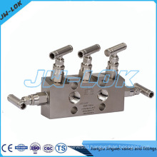 High Performance 5-Way Manifolds, Five Valve Manifolds for Pressure Transmitter