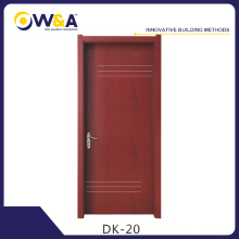 Good Quality Solid Wood Interior Doors for Hotel Apartment or Villa with Modern Style