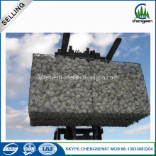 Hot-dipped Galvanized Stone Cage Gabion Box