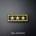 Iron On Embroidered Patches Sewing Clothes Garment