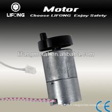 Moteur pour système de verrouillage mécanique pour coffre fort