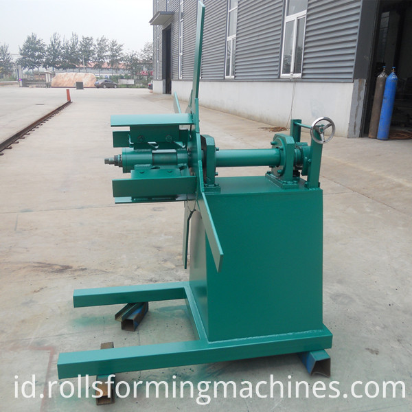 keel roll forming machine 2