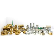 Raccords de tuyaux en laiton (coude, connecteur, tee, couplage)