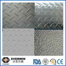 1000 Series Grade Aluminum Stucco Embossed Sheet/Plate