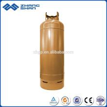 Tendências de produtos em alta 118L 50 kg HP295 Cilindro de gás militar de aço sólido