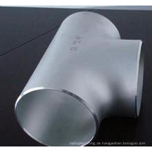 ASTM B234 Aluminium 7075 T-Stück Reduzieren