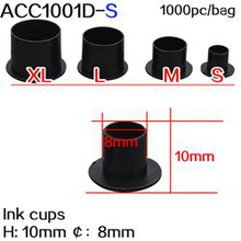 High quality tattoo ink cups/pad printing ink cup                                                                         Quality Assured