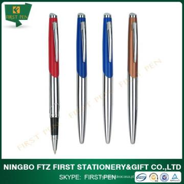 Primeiro Y058 de alta qualidade de latas de metal pesado gravado canetas