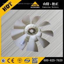Деталь двигателя Вентилятор охлаждения 600-623-8580 для двигателя SAA4D102E