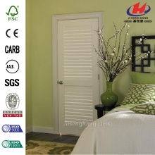 Plantation Smooth Full Louver Door