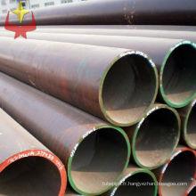paroi mince en acier tube/rectangulaire en acier tuyaux/creux tubes en acier