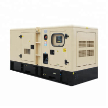 High performance engine 50kw silent electric generator diesel genset with generator assembly