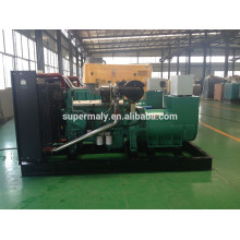 auto start 3 phase 280kw generator set with yuchai engine