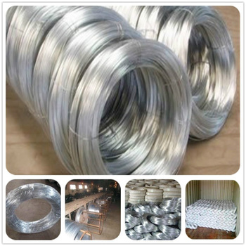 zinc coating wire